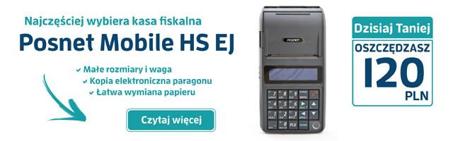 Posnet Mobile HS EJ