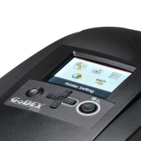 Godex RT200i panel
